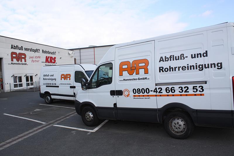 Rohrreinigung Recklinghausen